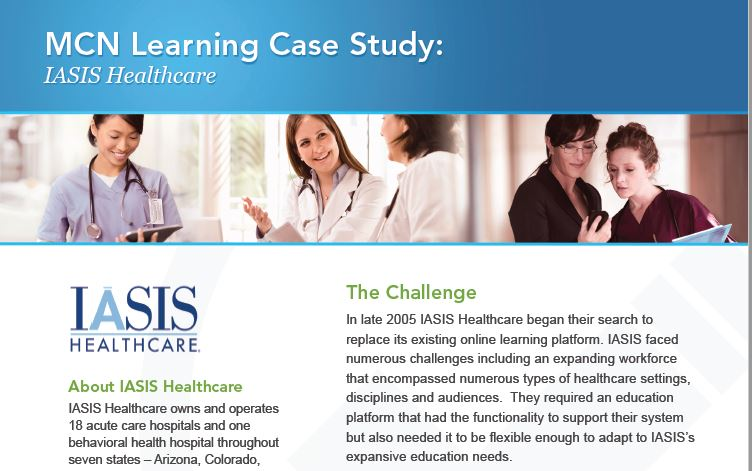 health care case studies Blog archives case studies our case studies demonstrate how major healthcare systems, manufacturing companies and corporations have.